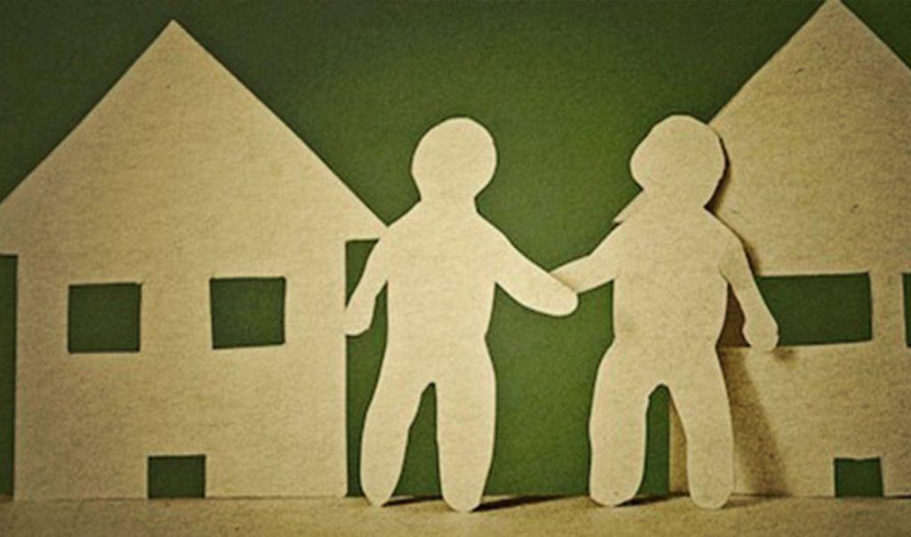 اقدامات حقوقی اجزای مشترک همسایه ها