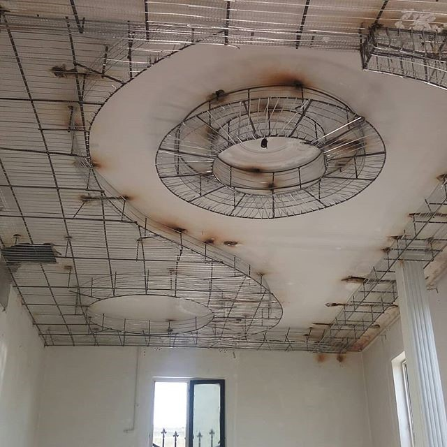 رابیس سقف کاذب