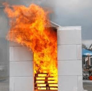 آتش سوزی هبلکس