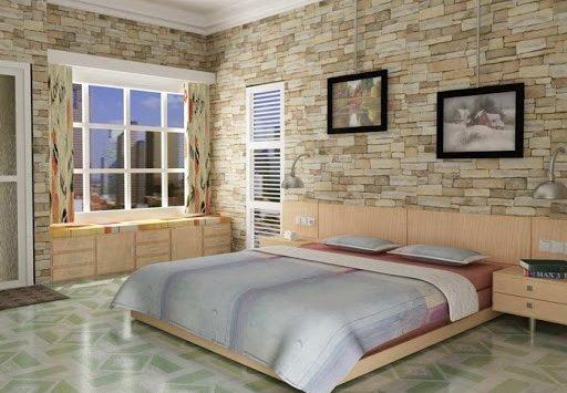 سنگ برای دیوار داخلی ساختمان