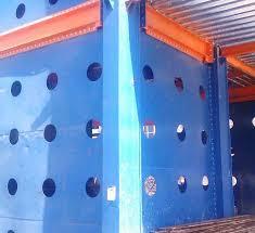 دیوار برش فولادی etabs