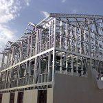 سازه های فولادی ورق نازک